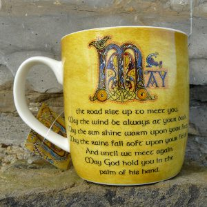 "Tasse ""irish blessing"""